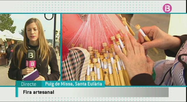 80+artesans+participen+a+la+de+la+Fira+d%27Artesania+de+Puig+de+Missa