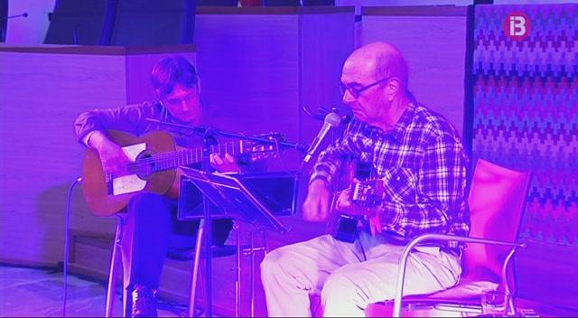 Joan+Murenu+i+Antonio+Fern%C3%A1ndez%2C+recital+a+dues+guitarres