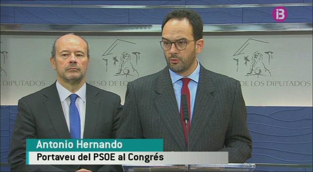 El+PSOE+demana+la+compareixen%C3%A7a+del+Fiscal+general+de+l%27estat+per+la+den%C3%BAncia+de+pressions+de+l%27ex+fiscal+de+M%C3%BArcia