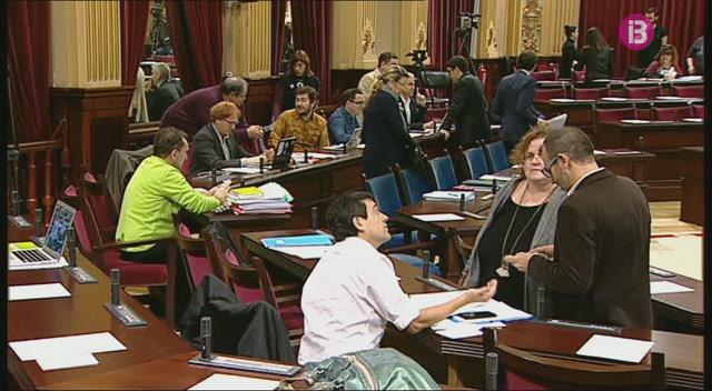El+Parlament+balear%2C+el+tercer+menys+transparent