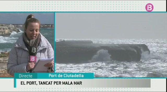 Temporal+mar%C3%ADtim+a+Menorca+i+una+matinada+amb+rissaga+a+Ciutadella