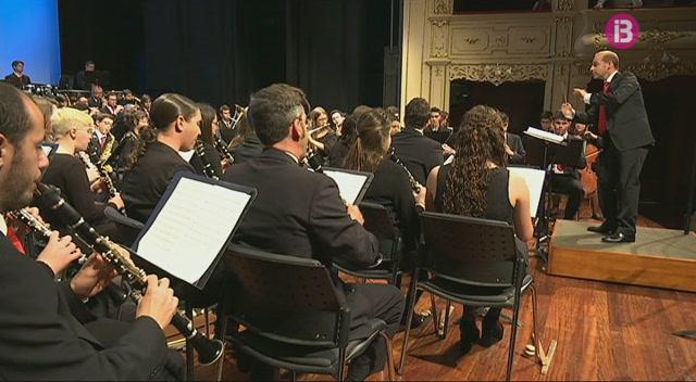 La+Banda+de+Ciutadella+conclou+els+actes+de+la+Diada+de+les+Balears+amb+un+concert+al+Teatre+Principal