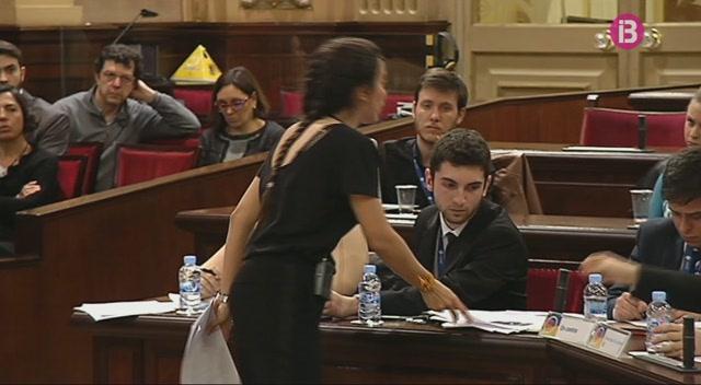 El+Parlament+acull+la+final+del+Debat+Interuniversitari
