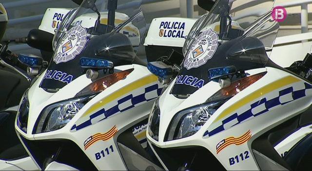 Les+agents+de+Policia+Local+de+Palma+estrenen+uniforme
