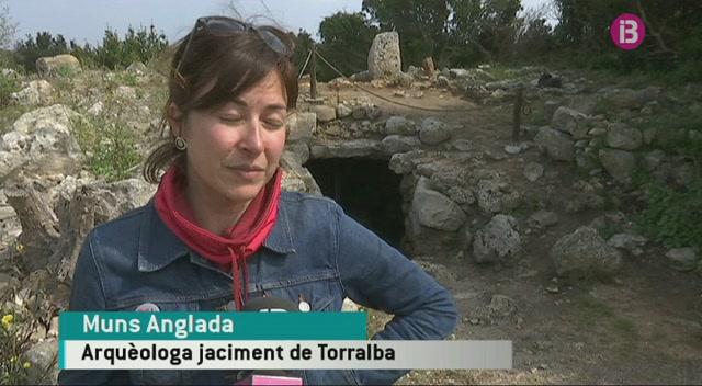 Troben+una+ll%C3%A0ntia+romana+al+jaciment+de+Torralba+d%27en+Salord