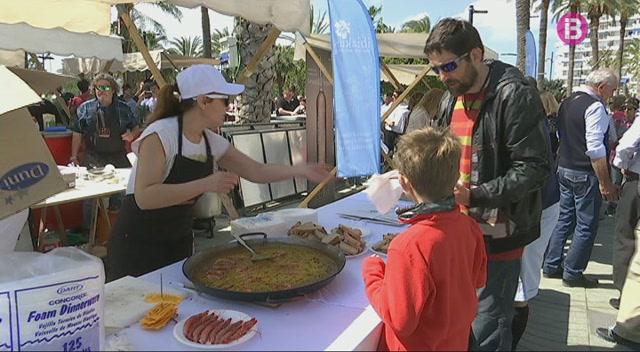 Sant+Antoni+celebra+la+fira+de+la+llagosta+i+la+gamba
