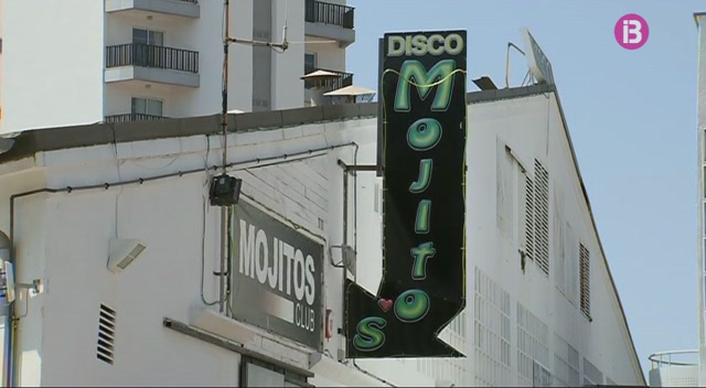 Desallotjada+una+discoteca+de+Menorca+per+un+curtcircuit