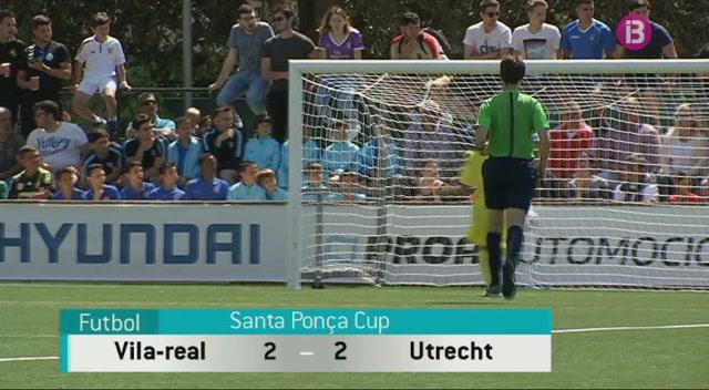 Bar%C3%A7a+i+Vila-real+campions+de+la+II+edici%C3%B3+de+la+Santa+Pon%C3%A7a+Cup