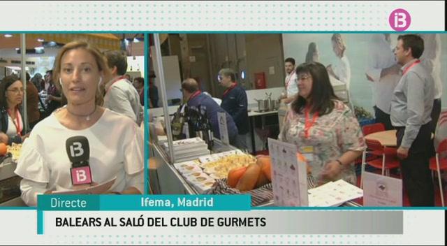 Pres%C3%A8ncia+balear+al+Sal%C3%B3+del+Club+de+Gourmets+de+Madrid