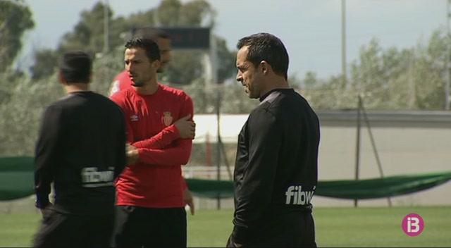 Darrer+entrenament+del+Mallorca+a+Sevilla+per+enfrontar-se+dem%C3%A0+al+Sevilla+Atl%C3%A8tic