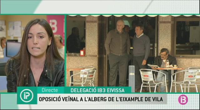 Oposici%C3%B3+ve%C3%AFnal+a+la+construcci%C3%B3+del+nou+alberg+a+Eivissa