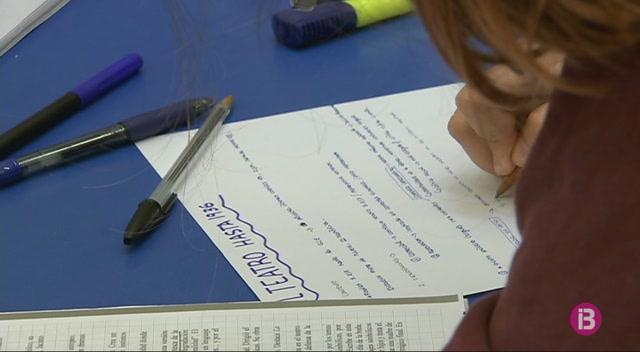 Les+biblioteques+de+Menorca+amplien+el+seu+horari+per+facilitar+la+Selectivitat+als+estudiants