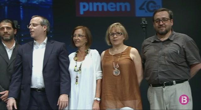 La+PIMEM+celebra+40+anys