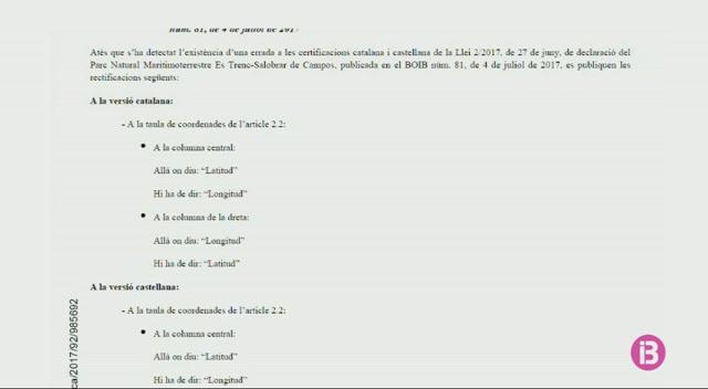Esmenades+les+coordenades+err%C3%B2nies+de+delimitaci%C3%B3+del+Parc+Natural+Es+Trenc-Salobrar+de+Campos