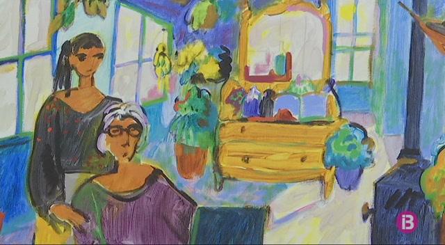 Manel+Anoro+exposa+a+Alaior+pintures+fetes+arreu+del+m%C3%B3n