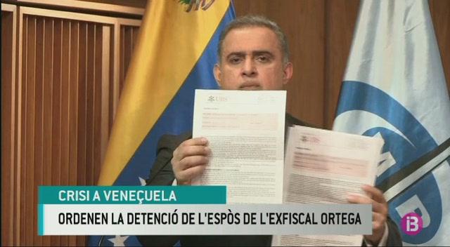 El+Tribunal+Suprem+de+Vene%C3%A7uela+ordena+la+detenci%C3%B3+de+l%27esp%C3%B2s+de+l%27exfiscal+Luisa+Ortega