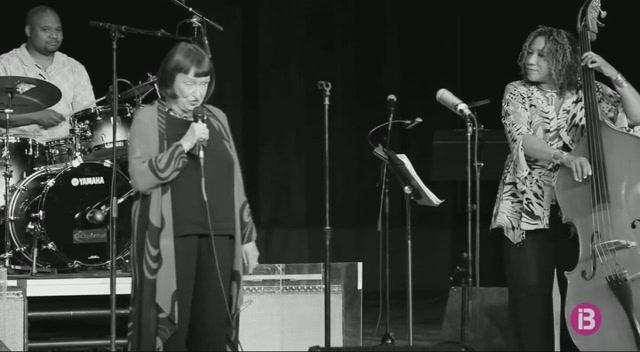 La+cantant+de+jazz+Sheila+Jordan+imparteix+una+classe+magistral+a+Sa+Pobla