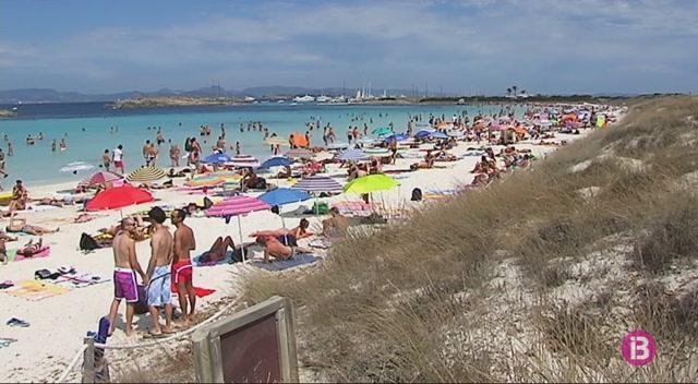 Formentera lidera l'ocupació hotelera a Espanya