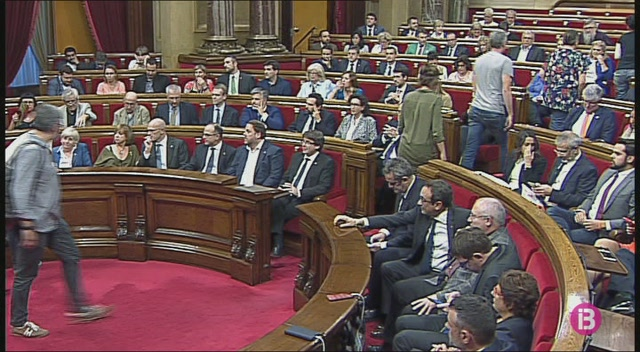 Compareixences+al+Congr%C3%A9s+dels+Diputats+davant+les+reaccions+de+Puigdemont