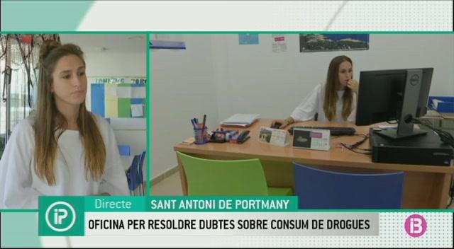 Sant+Antoni+obre+una+oficina+per+resoldre+dubtes+sobre+el+consum+de+drogues