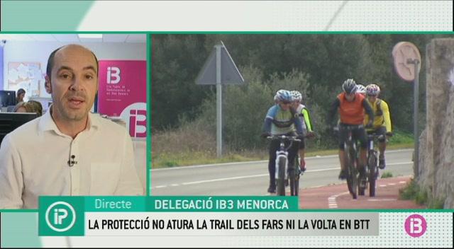 Medi+Ambient+accepta+adaptar+la+normativa+a+Menorca+per+permetre+la+Trail+dels+Fars