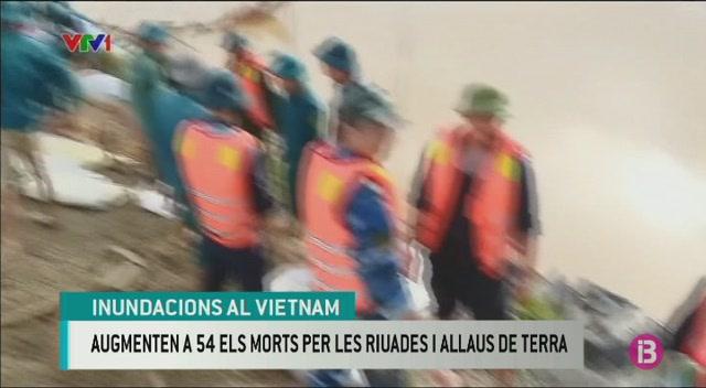 Ja+s%C3%B3n+54+els+morts+per+les+inundacions+al+Vietnam