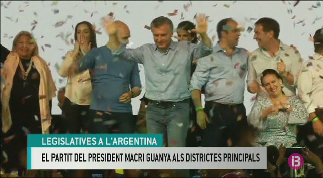 Mauricio+Macri+consolida+el+poder+a+les+legislatives+argentines