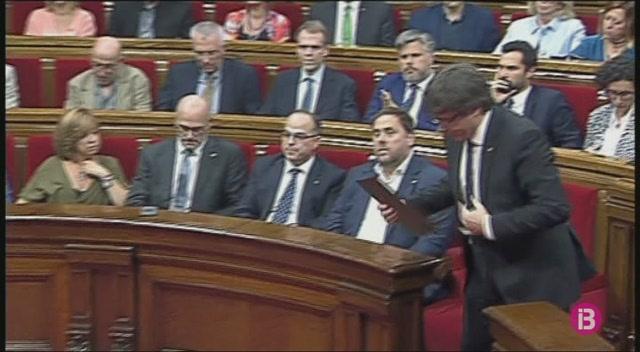 Puigdemont+estudia+compar%C3%A8ixer+al+Senat+per+mostrar+el+seu+rebuig+al+155