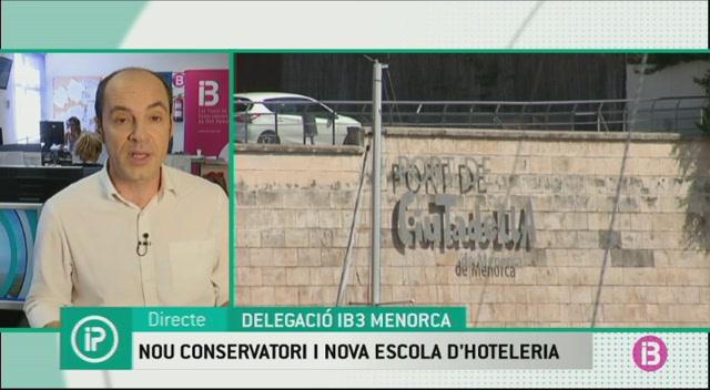 El+nou+Conservatori+i+l%27Escola+d%27Hoteleria+de+Menorca+comen%C3%A7aran+a+ser+una+realitat+en+2018