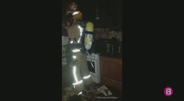 Un+incendi+calcina+la+cuina+d%27un+habitatge+a+Palma