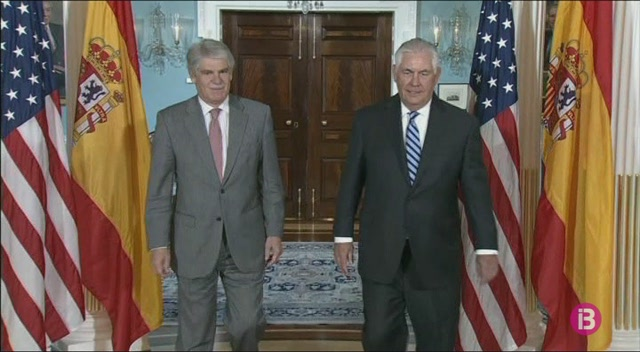 Tillerson+t%C3%A9+els+dies+comptats+a+la+Casa+Blanca+segons+el+New+York+Times
