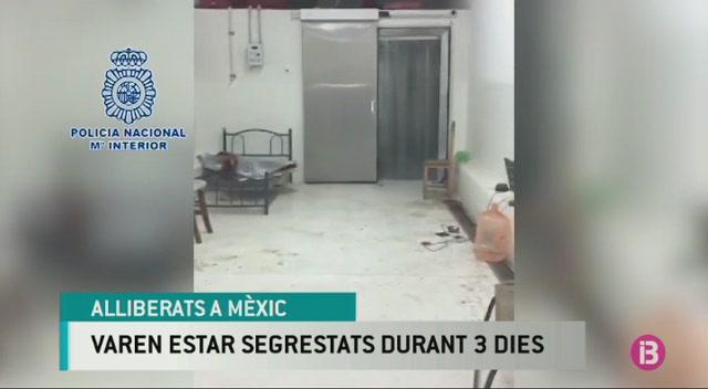Alliberats+en+bon+estat+de+salut+els+dos+treballadors+espanyols+segrestats+a+M%C3%A8xic