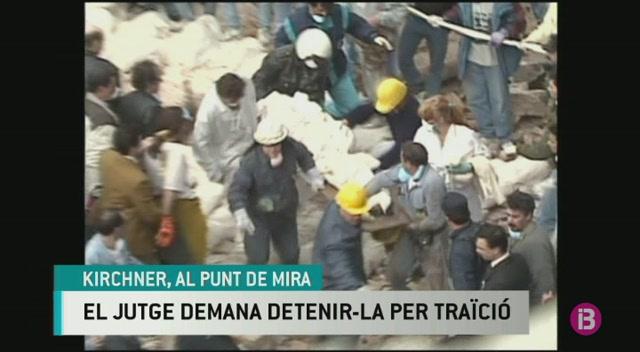 Un+jutge+demana+detenir+l%27expresidenta+de+l%27Argentina+Cristina+Fern%C3%A1ndez+de+Kirchner