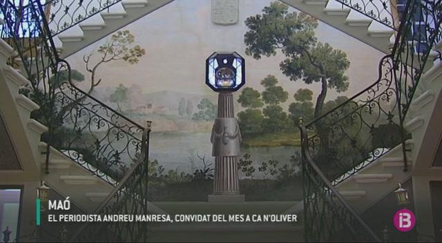 Andreu+Manresa%2C+convidat+del+mes+aquest+dissabte+a+Ca+n%27Oliver+de+Ma%C3%B3