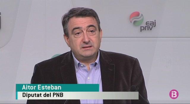 Podem%2C+el+PNV+i+Bildu+critiquen+el+discurs+del+rei+Felip