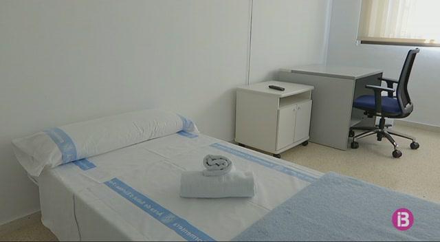 Una+vintena+de+sanitaris+s%27han+allotjat+enguany+a+la+resid%C3%A8ncia+de+l%27Hospital+Can+Misses