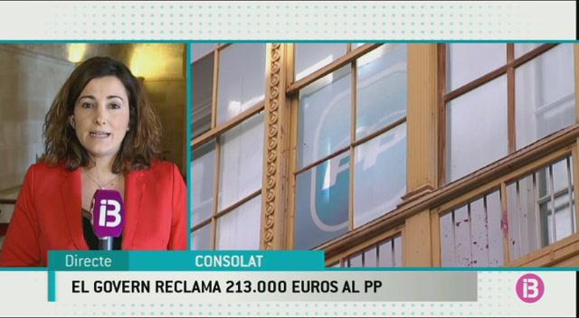 El+Govern+reclama+213.000+euros+al+PP