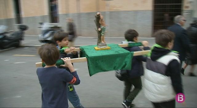 Comencen+les+festes+de+Palma+amb+Sant+Sebasti%C3%A0+Petit+i+Sant+Tianet