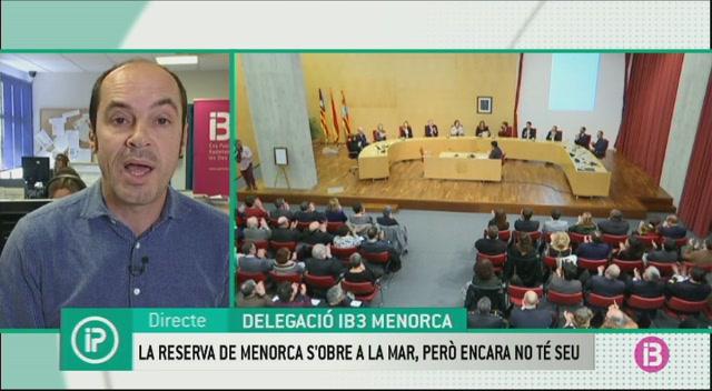 Menorca+promociona+a+Fitur+la+imminent+ampliaci%C3%B3+de+la+Reserva+de+la+Biosfera+a+la+mar
