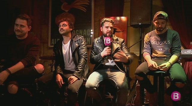 Els+Billy+Flamingos+duen+el+seu+disc+de+debut+dissabte+20+a+Corona