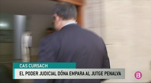 El+Consell+General+del+Poder+Judicial+dona+ampara+al+jutge+Penalva