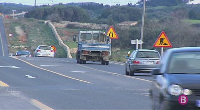 La+carretera+general+reobre+l%27enfrontament+pol%C3%ADtic+entre+el+PP+i+el+Consell+de+Menorca