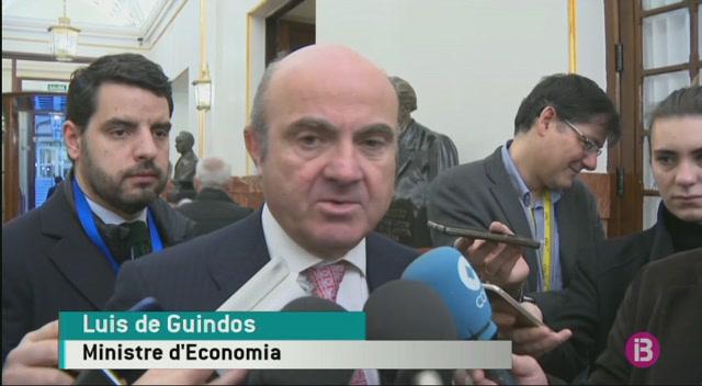 De+Guindos+no+conven%C3%A7+l%27Eurocambra+per+ocupar+la+vicepresid%C3%A8ncia+del+BCE