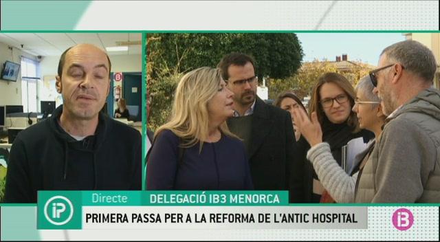 Comen%C3%A7a+la+redacci%C3%B3+del+projecte+que+donar%C3%A0+una+segona+vida+a+l%27antic+hospital+de+Menorca