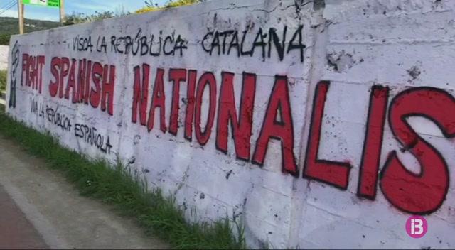 Pintades+a+Formentera+en+favor+dels+anomenats+presos+pol%C3%ADtics