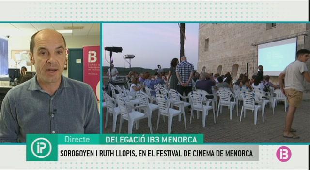 Rodrigo+Sorogoyen+i+Ruth+Llopis+formaran+el+jurat+del+Festival+de+Cinema+de+Menorca