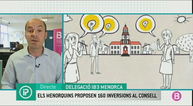 Els+menorquins+presenten+160+propostes+d%27inversi%C3%B3+al+Consell+insular