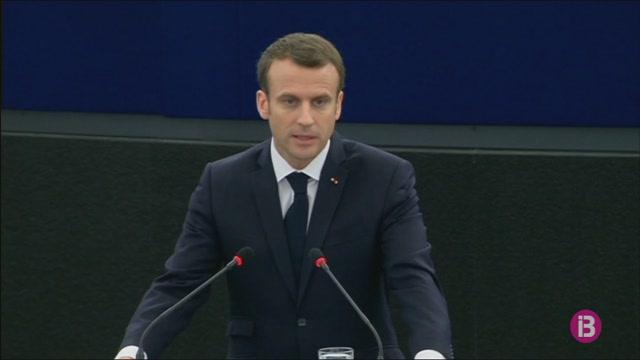 Macron+defensa+una+Europa+unida+davant+els+%E2%80%9Cegoismes+nacionals%E2%80%9D