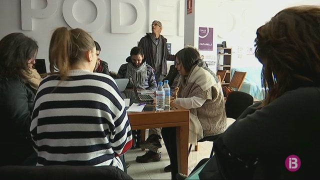 Nati+Benejam%2C+nova+coordinadora+insular+de+Podem+Menorca