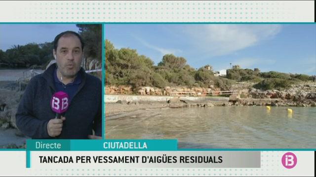 L%27Ajuntament+de+Ciutadella+tanca+la+platja+de+sa+Caleta+per+un+vessament